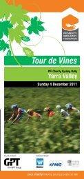 Tour de Vines