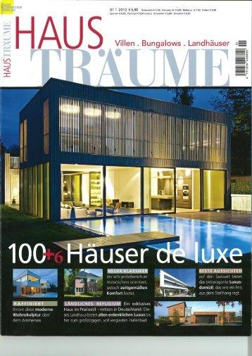 """""""Hausträume"""" Mai 2012 - Auro"""