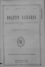 BOLETIN GRARIO