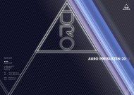 AURO Preislisten 2012 DE EN BG HU CZ 12 ... - AURO Armaturen