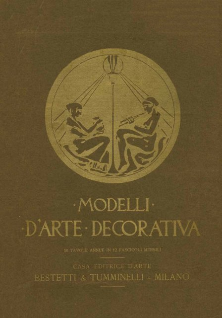 BORDURE MODERNE Modelli decorativi XV