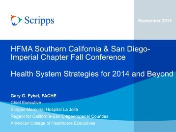 download materials - HFMA Southern California and San Diego ...