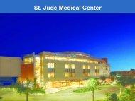 St Jude Medical Center