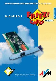 FRITZ!Card Classic - AVM