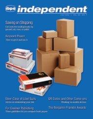 Saving on Shipping