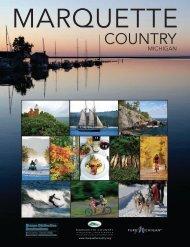 2 Marquette Country 2010-11 Visitors Guide - Van-garde