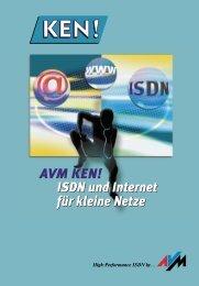 KEN! ISDN und Internet für kleine Netze - AVM