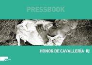HONOR DE CAVALLERÍA - 791 Cine