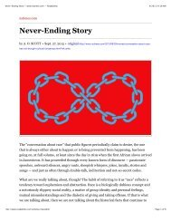 Never-Ending Story — www.nytimes.com — Readability