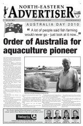 aquaculture pioneer
