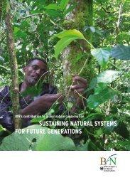 BfN's contribution to global nature conservation - Bundesamt für ...