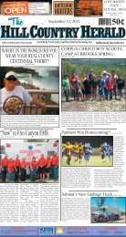 September-12-page-1 - Hill Country Herald