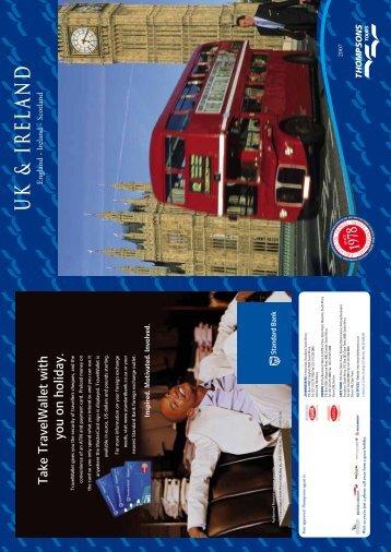 UK & IRELAND - Thompsons Tours