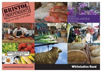 Whiteladies Stir Fry - Bristol Independents Day