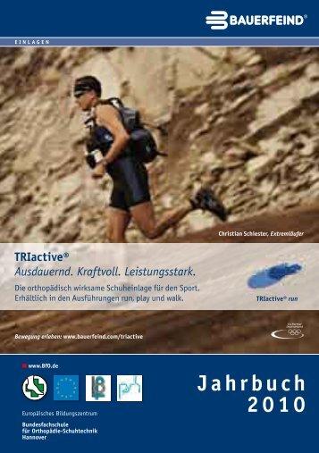 BfO Jahrbuch 2010