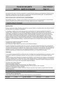 FICHE DE SECURITE SERTI N – SERTI N COULEUR - George Weil - Page 4