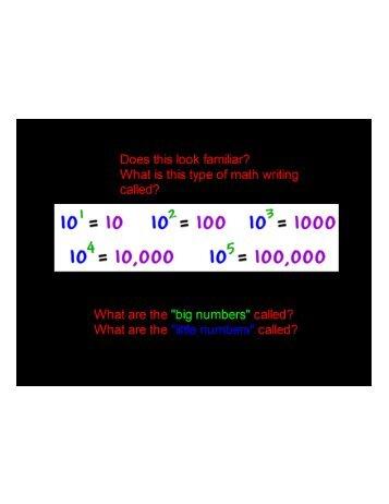 Scientific Notation Flipchart for Website