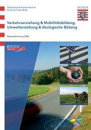 Verkehrserziehung & Mobilitätsbildung