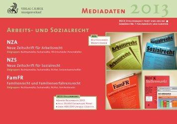 NZS - Verlag C. H. Beck oHG