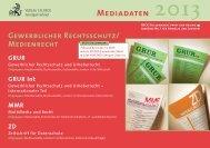 GRUR - Verlag C. H. Beck oHG