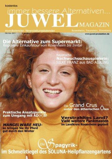 Spagyrik - Juwel-Produktion.de