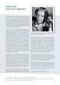 WER WAR HANNAH ARENDT? - Page 6