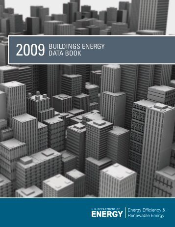 2009 Buildings Energy Data Book