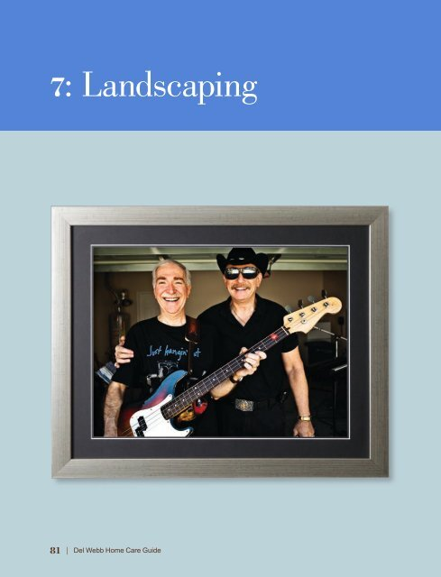 7 Landscaping