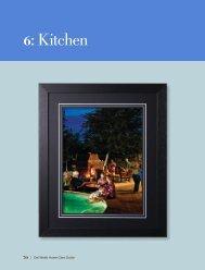 6: Kitchen - Del Webb