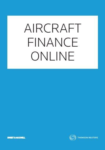 AIRCRAFT FINANCE ONLINE