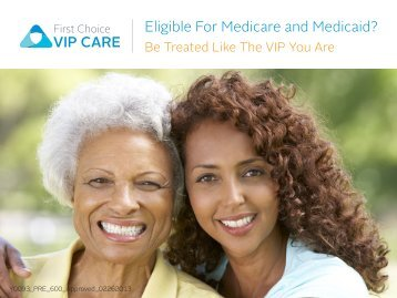 Eligible For Medicare and Medicaid? - Messer Financial