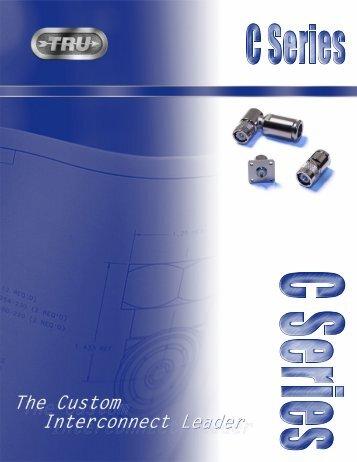 The Custom Interconnect Leader The Custom Interconnect Leader