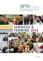Regionalgruppen - BPM - Bundesverband der Personalmanager