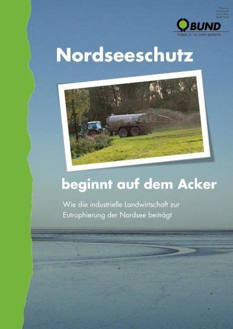 Nordseeschutz beginnt auf dem Acker