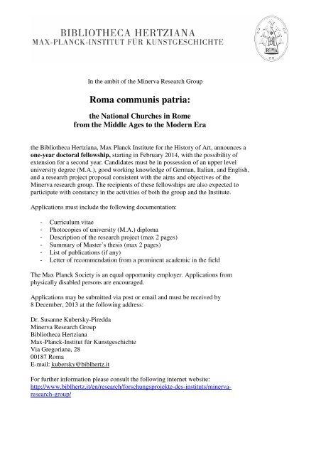 Roma communis patria: - Academia Belgica