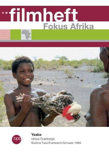 Fokus Afrika - Bundeszentrale für politische Bildung