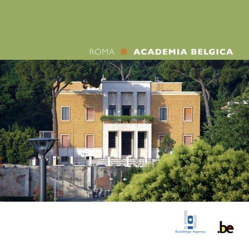ROMA ■ ACADEMIA BELGICA