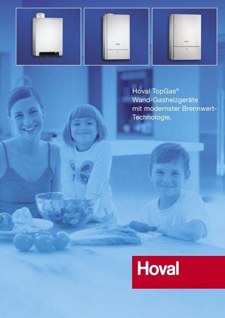 Details zu Hoval TopGas (PDF) Gas