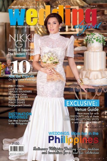 Wedding Digest Magazine  (Volume 9 Issue 1)