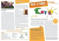 WE CARE. - CARE Deutschland e.V.
