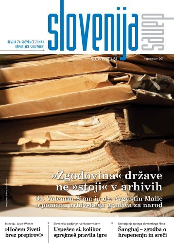 Slovenija danes - september - Urad Vlade Republike Slovenije za ...