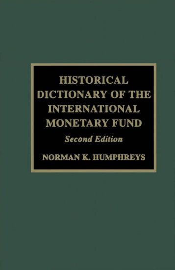 ©International Monetary Fund Not for Redistribution