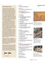 3 FORUM 4 Briefe an die Redaktion MAGAZIN - BUND für Umwelt ...
