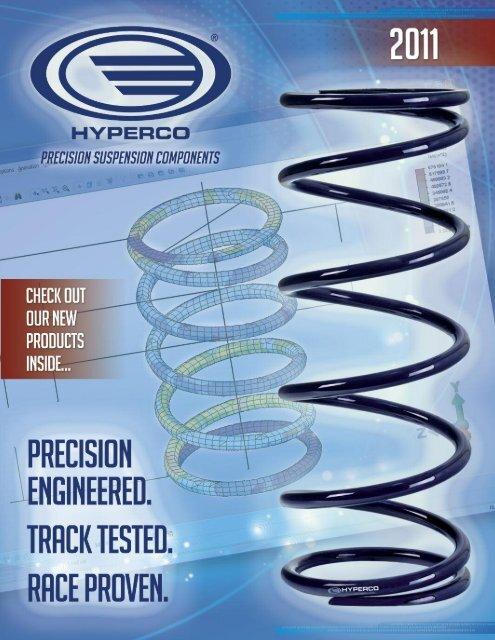 Hyperco Price List 2010