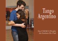 Tango Argentino - Institut Dr. Flad