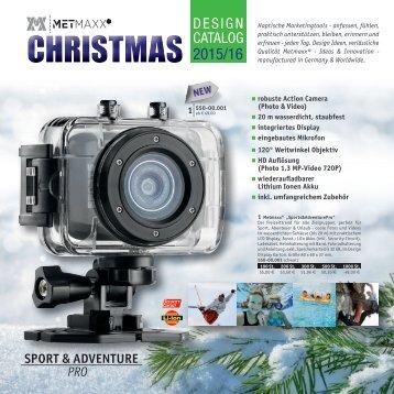 Christmas Katalog 2015