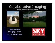 Collaborative Imaging