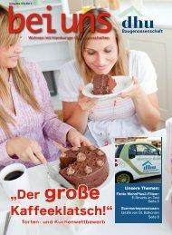 CASPeR bei uns up to date - Baugenossenschaft Deutsches Heim ...