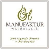 Oelmanufaktur Waldhessen