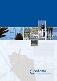 Broschüre Projektmanagement - Codema International GmbH